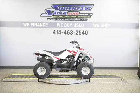 2005 Yamaha Raptor 50 for sale at Southeast Sales Powersports in Milwaukee WI