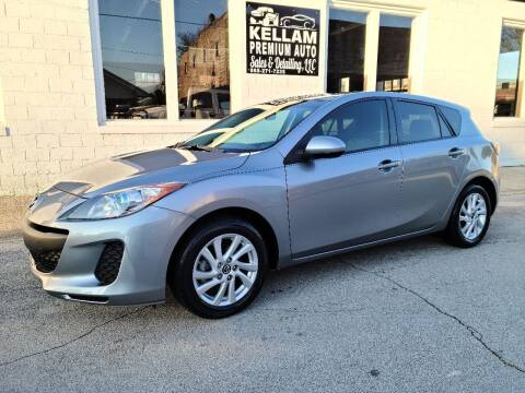 2013 Mazda MAZDA3 for sale at Kellam Premium Auto Sales & Detailing LLC in Loudon TN