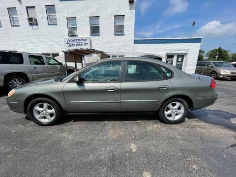 2001 Ford Taurus for sale at Lightning Auto Sales in Springfield IL