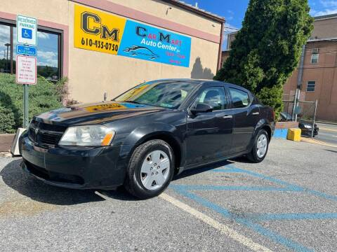 2010 Dodge Avenger for sale at Car Mart Auto Center II, LLC in Allentown PA