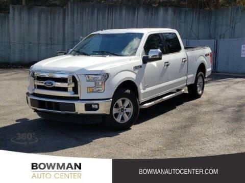 2016 Ford F-150 for sale at Bowman Auto Center in Clarkston MI