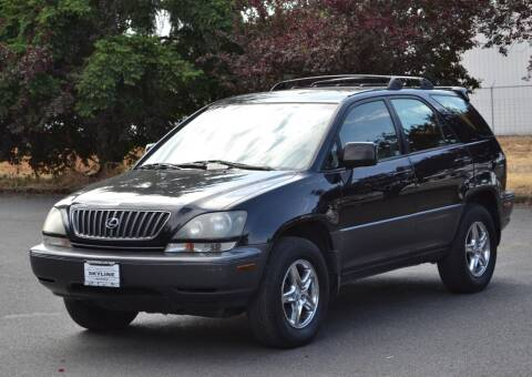 1999 Lexus RX 300 for sale at Skyline Motors Auto Sales in Tacoma WA