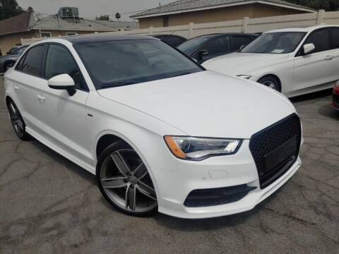 2016 Audi A3 for sale at Ournextcar/Ramirez Auto Sales in Downey CA