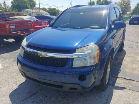 2009 Chevrolet Equinox for sale at Autos by Tom in Largo FL