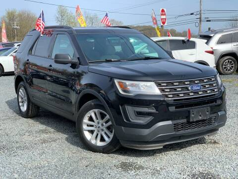 2016 Ford Explorer for sale at A&M Auto Sale in Edgewood MD