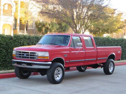 1997 Ford F-350 for sale at RBP Automotive Inc. in Houston TX