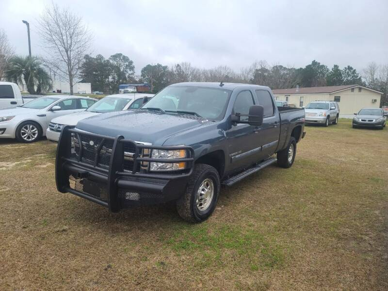 2007 Chevrolet Silverado 2500HD for sale at Lakeview Auto Sales LLC in Sycamore GA