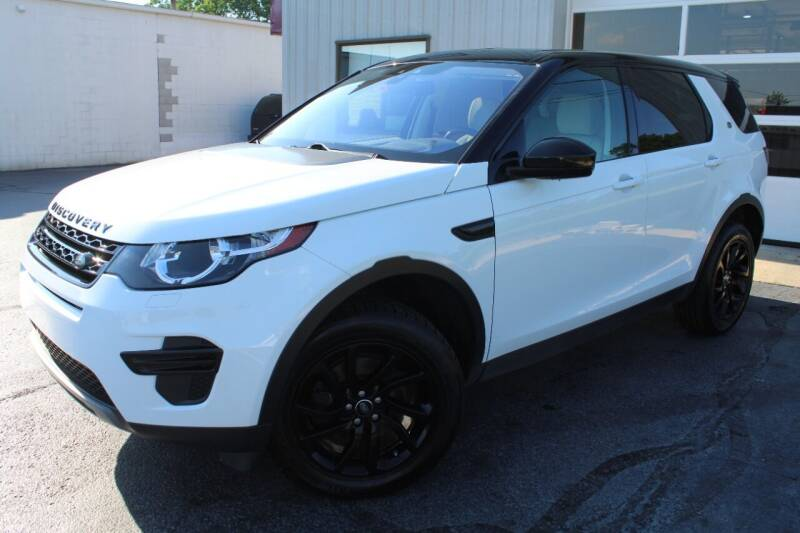2018 Land Rover Discovery Sport for sale at Platinum Motors LLC in Reynoldsburg OH
