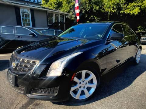 2014 Cadillac ATS for sale at Regal Auto Sales in Marietta GA