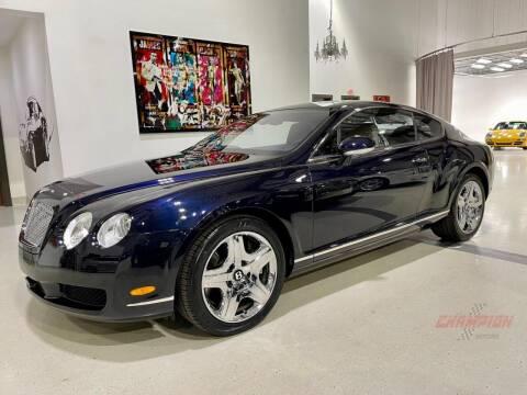 2006 Bentley Continental