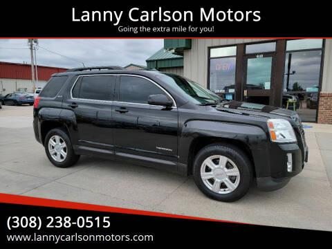 2015 GMC Terrain for sale at Lanny Carlson Motors in Kearney NE