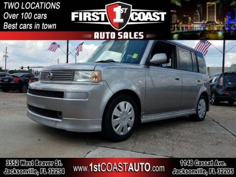 2006 Scion xB for sale at 1st Coast Auto -Cassat Avenue in Jacksonville FL