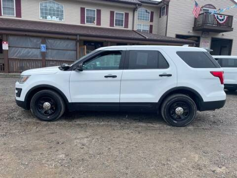 2016 Ford Explorer for sale at Upstate Auto Sales Inc. in Pittstown NY