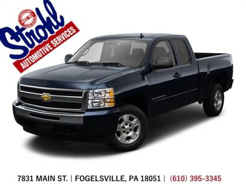 2009 Chevrolet Silverado 1500 for sale at Strohl Automotive Services in Fogelsville PA