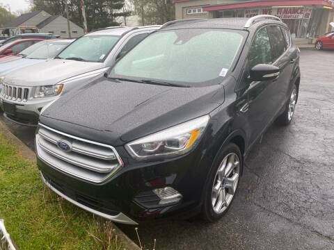 2017 Ford Escape for sale at Right Place Auto Sales in Indianapolis IN