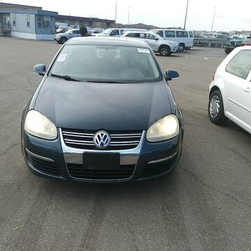 2006 Volkswagen Jetta for sale at WB Auto Sales LLC in Barnum MN