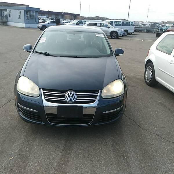 2006 Volkswagen Jetta for sale at WB Auto Sales LLC in Barnum MN