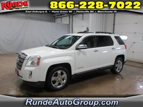 2013 GMC Terrain for sale at Runde Chevrolet in East Dubuque IL