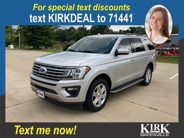 2018 Ford Expedition for sale at Kirk Brothers Batesville in Batesville MS