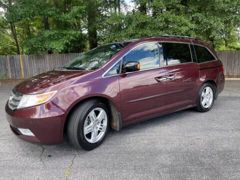 2013 Honda Odyssey for sale at Peach Auto Sales in Smyrna GA