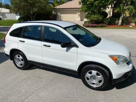2008 Honda CR-V for sale at Exceed Auto Brokers in Lighthouse Point FL