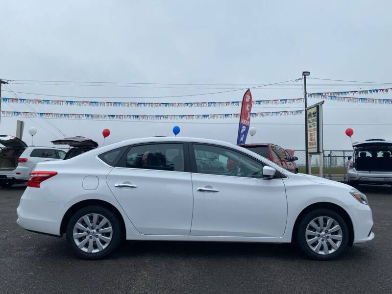 2018 Nissan Sentra S 4dr Sedan CVT - Woodburn OR