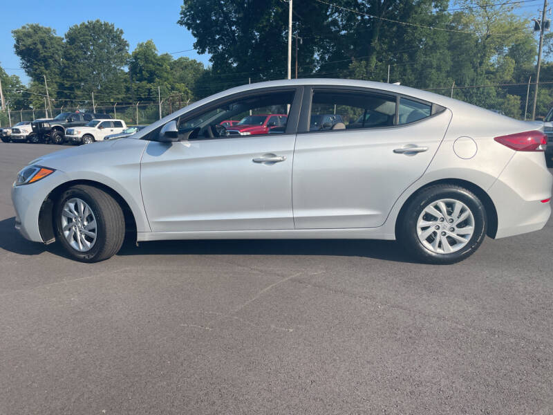 2017 Hyundai Elantra for sale at Beckham's Used Cars in Milledgeville GA