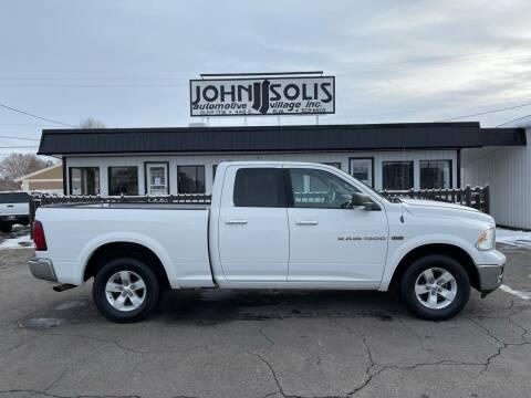 2012 RAM Ram Pickup 1500 for sale at John Solis Automotive Village in Idaho Falls ID