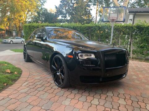 2016 Rolls-Royce Ghost for sale at Auto & Truck Village Inc. in Van Nuys CA