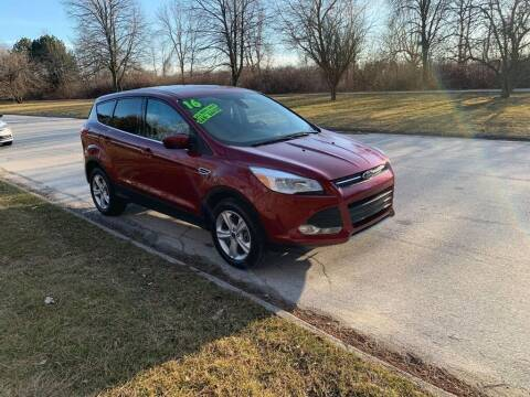 2016 Ford Escape for sale at WDAS in Lennox CA