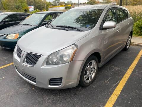 2009 Pontiac Vibe for sale at Auto Deals in Roselle IL