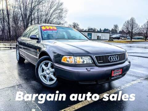 1998 Audi A8 for sale at Bargain Auto Sales LLC in Garden City ID