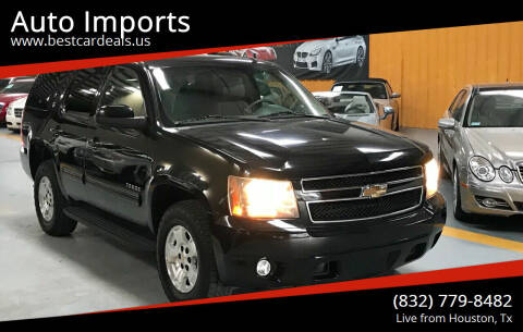2011 Chevrolet Tahoe for sale at Auto Imports in Houston TX