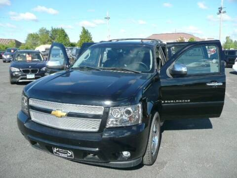 2007 Chevrolet Avalanche for sale at Prospect Auto Sales in Osseo MN