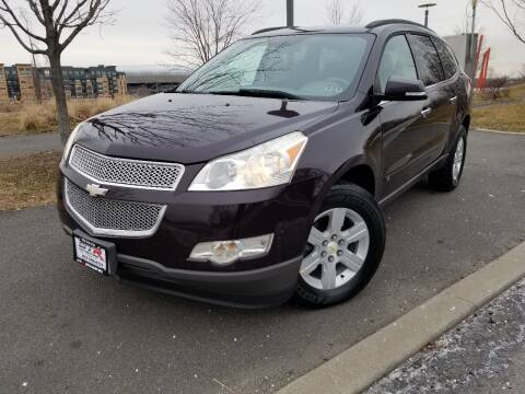 2010 Chevrolet Traverse for sale at GTR Auto Solutions in Newark NJ