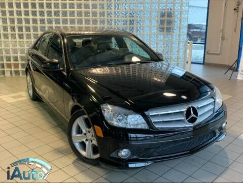 2010 Mercedes-Benz C-Class for sale at iAuto in Cincinnati OH