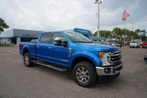 2021 Ford F-250 Super Duty for sale at WinWithCraig.com in Jacksonville FL