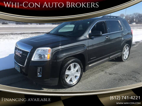 2014 GMC Terrain for sale at Whi-Con Auto Brokers in Shakopee MN