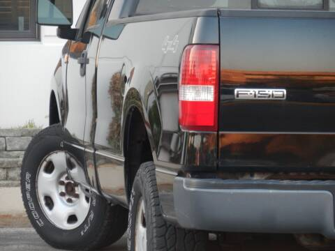 2006 Ford F-150 for sale at Moto Zone Inc in Melrose Park IL