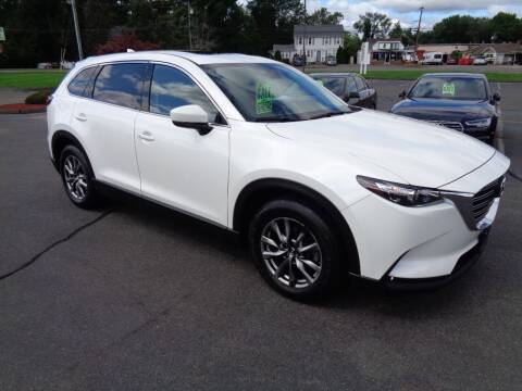 2016 Mazda CX-9 for sale at BETTER BUYS AUTO INC in East Windsor CT