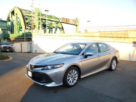 2019 Toyota Camry for sale at Imports Auto Sales & Service in Alameda CA