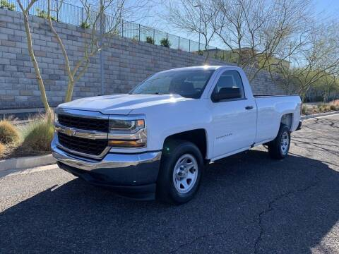 2018 Chevrolet Silverado 1500 for sale at AUTO HOUSE TEMPE in Tempe AZ