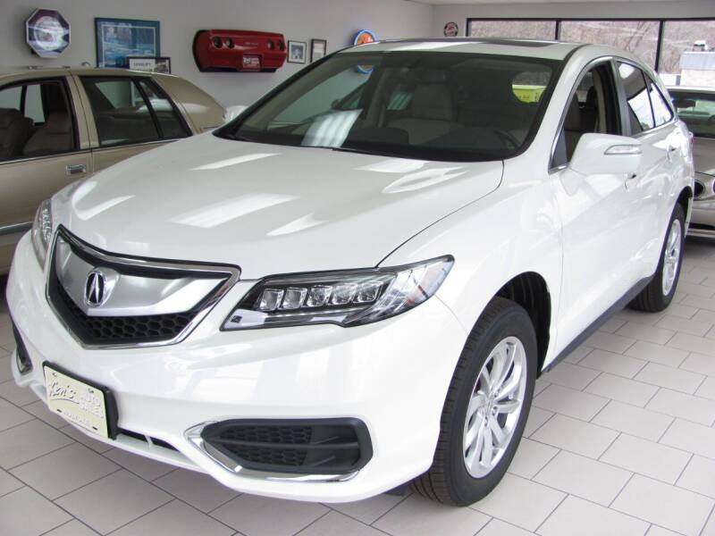 2017 Acura RDX for sale at Kens Auto Sales in Holyoke MA
