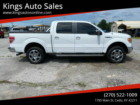 2011 Ford F-150 for sale at Kings Auto Sales in Cadiz KY