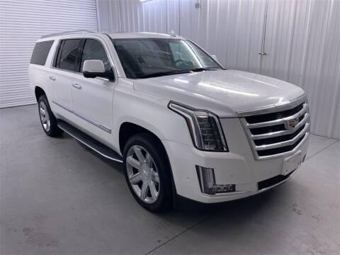 2020 Cadillac Escalade ESV for sale at JOE BULLARD USED CARS in Mobile AL