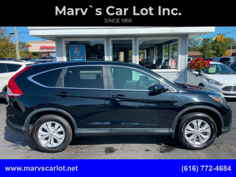 2014 Honda CR-V for sale at Marv`s Car Lot Inc. in Zeeland MI
