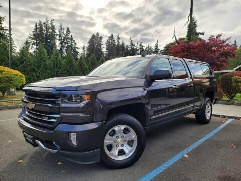 2016 Chevrolet Silverado 1500 for sale at Silver Star Auto in Lynnwood WA