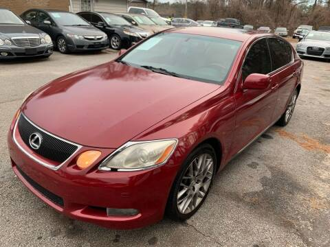 2006 Lexus GS 300 for sale at Philip Motors Inc in Snellville GA