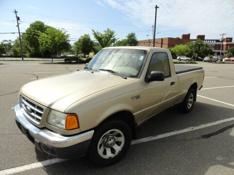 2002 Ford Ranger for sale at TJ Auto Sales LLC in Fredericksburg VA