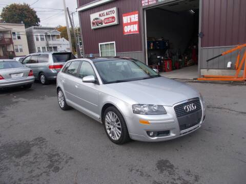 2007 Audi A3 for sale at Mig Auto Sales Inc in Albany NY